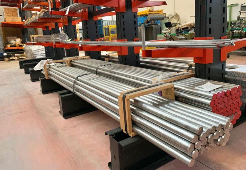 alluminio tornitura a barre automatica