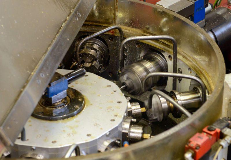 transfer da barra CNC automatici